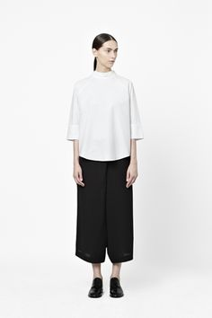 on the search for the perfect wide-leg culottes > these are from COS