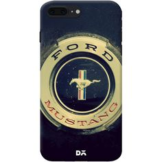 DailyObjects Ford Mustang Case For IPhone 7 Plus