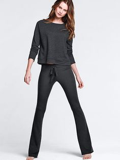 Bootcut Pant Super Soft Knits