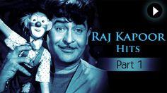 Best Of Raj Kapoor Songs - Vol 1 - Evergreen Classic Hindi Songs - Super...
