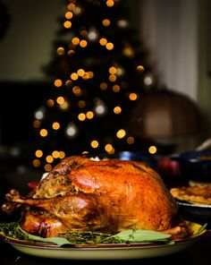 Cuisiner la Dinde de Noël