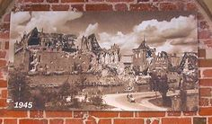 1945 Malbork Castle, Malbork, Poland