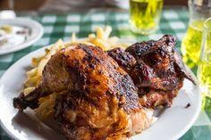Known as Super Chicken, El Pollo Rico, or Peruvian Chicken, this tasty way to prepare chicken has a lot of flavor, but mild enough for everyone.