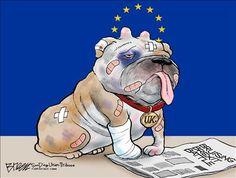 BRIT BULLDOG   Jun/25/16 Cartoon by Steve Breen