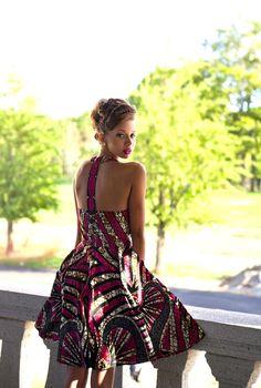 ghanaian dress designs | Prepare to Swoon: Modahnik's Spring 2013 Lookbook is Here | Chitown ...