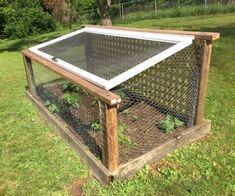 A Deer Proof Vegetable Garden Plan Gardens Garden planning and