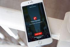 News Republic makes worldwide news more social in the latest app update #userinterface