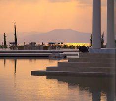 Beau #summerlocations #zeusndione Z+Δ During Holidays At... Amanzoe Luxury Resort