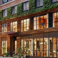 Located between Central Park and Billionaire's Row in New York City, the 1 Hotel Central Park has claimed a spot on Tablet's Top 25 Coolest Hotels list. Look inside to see what makes these 229 rooms lust worthy.