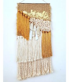 Golden Dunes Wall hanging - Founders & Followers - All Roads Design - 1