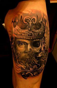 Wicked Tattoo by Deadi — with Nikolay Neshev and UlquiOrra Cifer Soto.