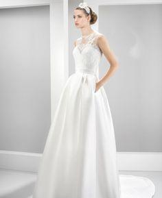 Vestido novia Jesús Peiró Ref.6066
