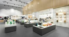 Moma Shop, Modern Design, Custom Design, Retail Fixtures, Commercial Architecture, Showcase Design, Retail Design, Minimalism, Cool Designs