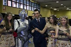 Doctor Who costumes