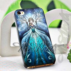 Beautiful Princess Elsa  iPhone 4/4s/5/5s/5c Case  by 1newport, $14.75