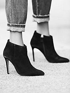 Lydia Heel Boot