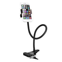 BESTEK Cell Phone Clip-on Holder Flexible Gooseneck Clamp... https://www.amazon.co.uk/dp/B00J96Q4ZG/ref=cm_sw_r_pi_dp_x_b4knyb42F1T60