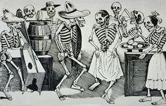 Dia de los Muertos: History, Practice and Identity