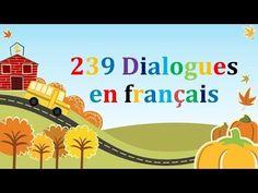 Dialogue; dialogues; dialogues en français; apprendre le français; learn french…