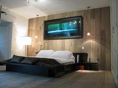 Hard wax and Oil European Oak.floor and wall. Hardwood, Flat Screen, Patio, Flooring, Bed, Wall, Furniture, Home Decor, Products