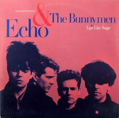 "Echo & The Bunnymen ""Lips Like Sugar"" 