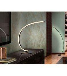 Comprar online Lámpara de mesa de Diseño moderno modelo LINEA Led, Oversized Mirror, Lighting, Furniture, Home Decor, Diffuser, Model, Design Table, Color Temperature