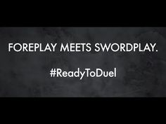 Wilkinson Sword – Fore Play Meets Sword Play – Full Version #ReadyToDuel | TV Commercial Spots – Its All About The Ads!