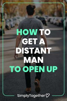 Being together with a man who is distant can be extremely frustrating. Here you find truths about why some men are this way and tips on how to cope it. Trust In Relationships, Relationship Advice, Emotionally Unavailable, Prayer Scriptures, Trust Issues, Scripture Study, Open Up, Truths, Prayers