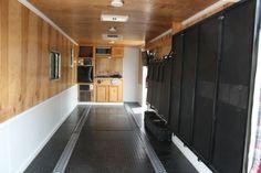 cargo trailer camper conversion - Bing Images