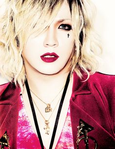 Image about fashion in TheGazette by Daniela on We Heart It Ruki The Gazette, Drum Band, Miyavi, Visual Kei, Singer, Entertainment, Rising Sun, Rock, Respect