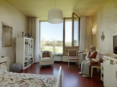 Peter Rosegger Nursing Home,© Paul Ott
