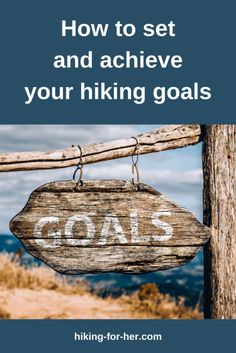 Wondering how to conquer some hiking goals next season? Try these tips to set and achieve your goals. #hikinggoals #setagoal #hikingforher #womenwhohike Lightning Safety, Bucket List Destinations, Hiking Tips, Achieve Your Goals, Day Hike, Backpacking, Fun, Backpacker, Hilarious