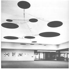 Alexander Calder, American Board of Airlines à New York Airport