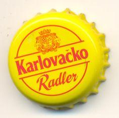Croatia KARLOVACKO RADLER PIVO Kronkorken - Bottle caps - Chapas-Capsule Bier  . http://www.ebay.com/itm/Croatia-KARLOVACKO-RADLER-PIVO-Kronkorken-Bottle-caps-Chapas-Capsule-Bier-/161432800948?