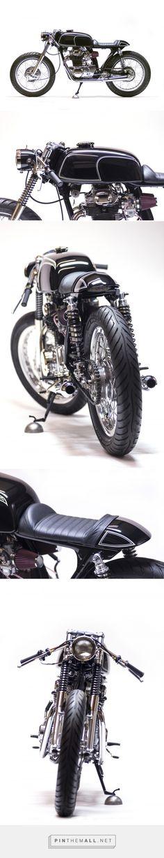Kott Motorcycles Honda CB350