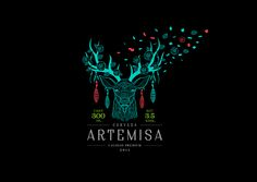 Artemisa - Cerveza Premium on Behance
