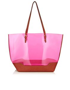 Jelly Beach Tote Bag
