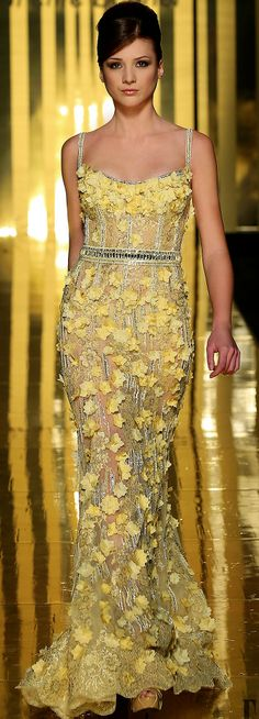 Mireille Dagher Couture SS 2013