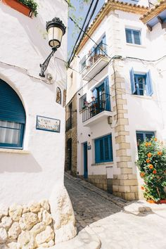 Situr Home, Sitges Spain - |Pinterest @xioohh❥|