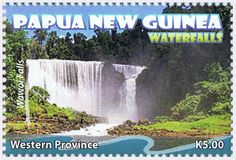 Papua New Guinea 2011, Wawoi Falls.