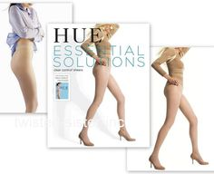 Hue ESSENTIAL SOLUTIONS Clear Control Sheer Pantyhose