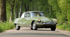 Citroën DS Chapron Le Dandy