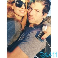Photo: Debby Ryan And Josh Dun Celebrating Eleven Months Of Happiness April 23, 2014