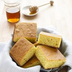 Grandmother's Buttermilk Cornbread | If Grandma used a cast-iron skillet to make her cornbread, you best do the same.