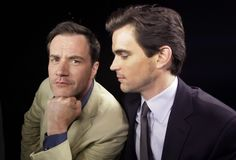 Matt Bomer and Tim DeKay...I love White Collar. But in regards to Tim DeKay, am I the only one who still gets weepy just thinking about Jonesy from Carnivale?