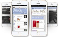 Friends & Gifts: Picking out the right fragrance can be a daunting task, but it gets even more complicated if you are looking for the PERFECT GIFT for a friend or a loved one. The social features of the app let users share their wish list and give suggestions on what fragrance to buy others as gifts.