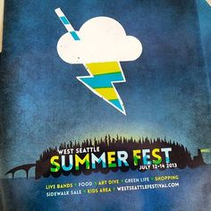 It's time to hit West Seattle this weekend for their annual Summer Fest and Sidewalk sale!