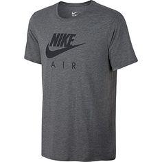 Nike Air Totem Men'S T-Shirt Black/Grey 805220-091