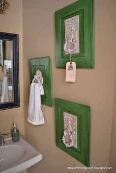 House Revivals: 11 Creative Ways to Hang Your Towels