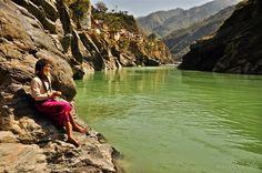 .Rishkesh - Vamos para índia: Fotos MARCELLA KARMANN.